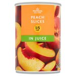 Morrisons Peach Slices In Juice  (410g)