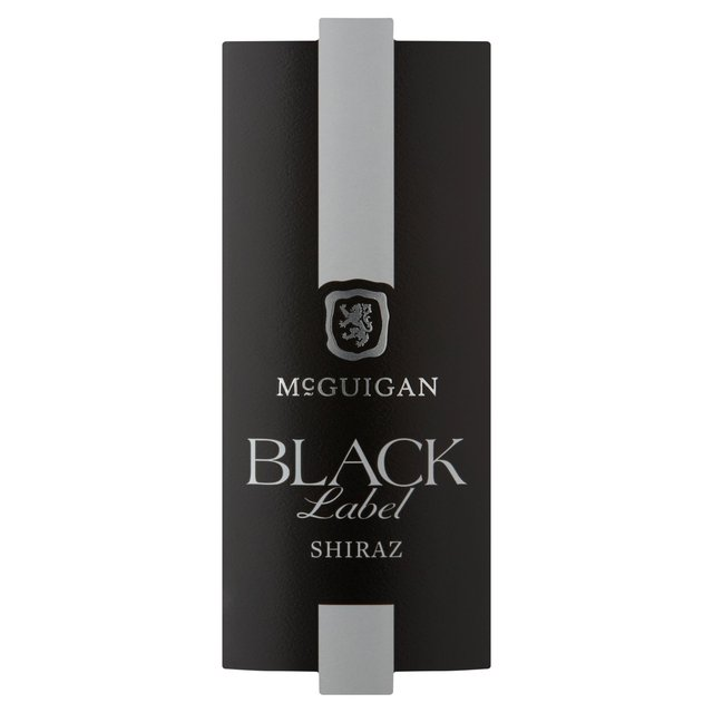 This is a graphic of Witty Mcguigan Black Label Shiraz Price