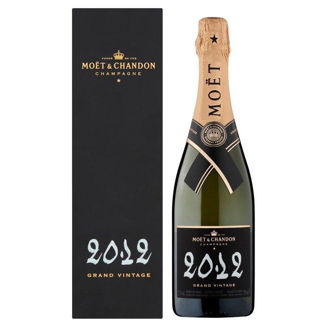 Moet Vintage Champagne Gift Box 75cl