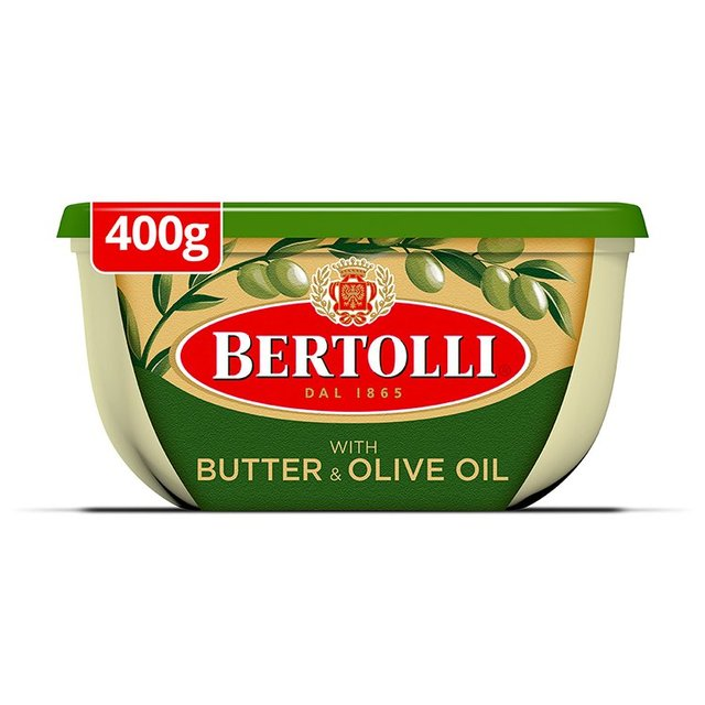 Bertolli with Butter