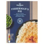 Morrisons Fishermans Pie