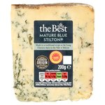 Morrisons The Best Mature Blue Stilton