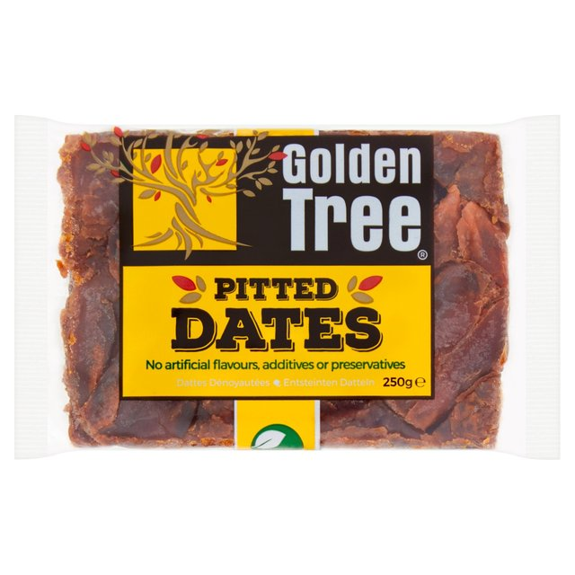 Pitted           Dates Block