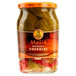 Melis Pickled Gherkins (720ml)