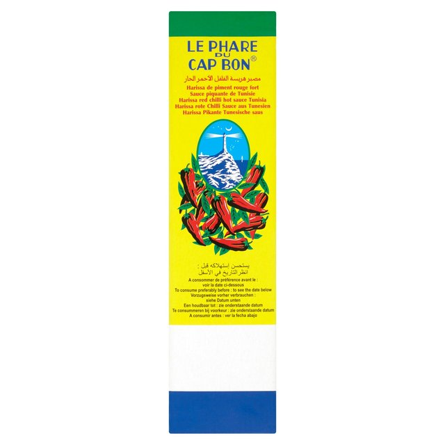 Morrisons Le Phare Du Cap Harissa Chilli Paste 70g