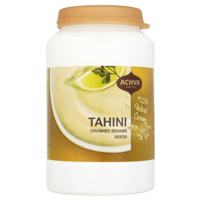 Morrisons: Achva Tahini Paste 500g(Product Information)