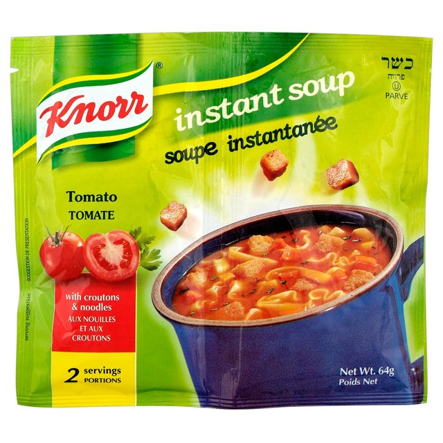 Knorr Instant Tomato Soup Knorr Tomato Instant Soup