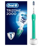 Oral-B Trizone 2000 Electric Toothbrush WOW Special Edition