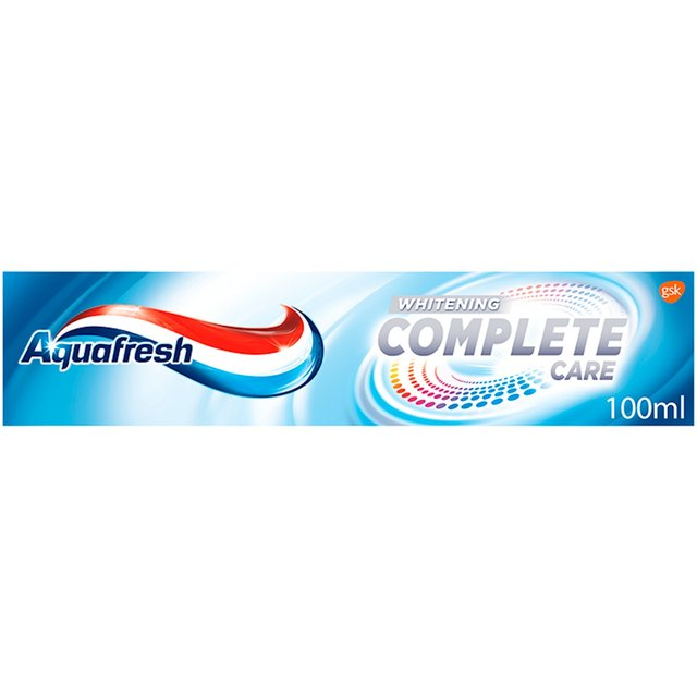 Aquafresh Complete Care Whitening