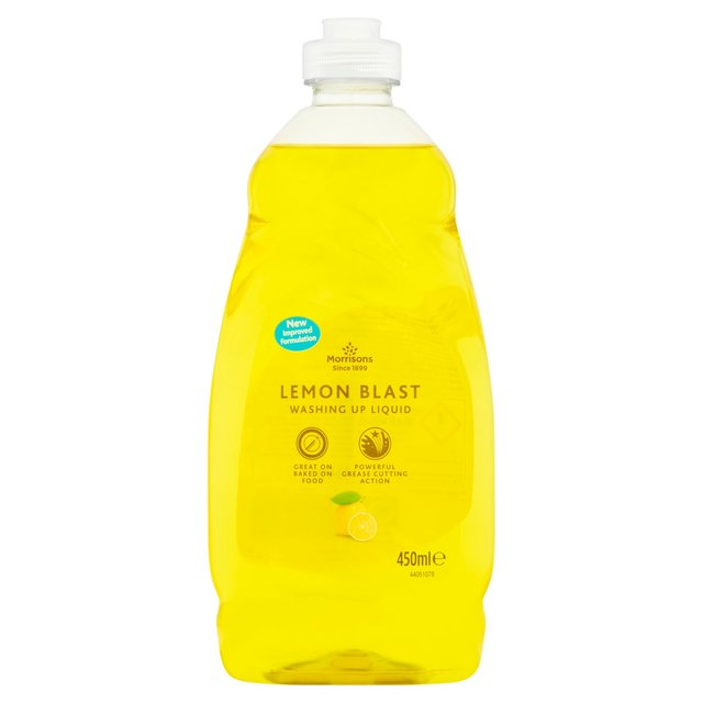 Morrisons Lemon Washing Up Liquid | Morrisons