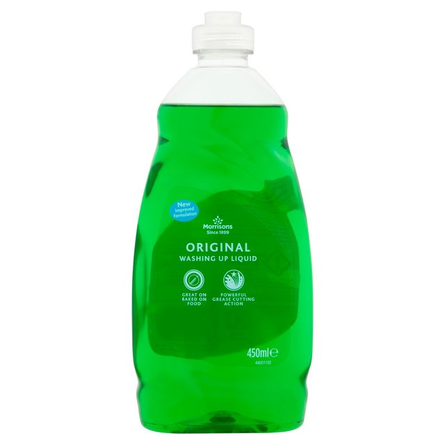 Morrisons Original Washing Up Liquid
