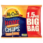 McCain Frozen Home Chips Straight Cut