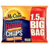 McCain Home Chips Straight Cut