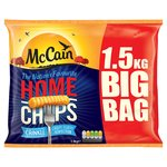 McCain Frozen Home Chips Crinkle Cut