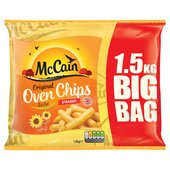 McCain Frozen Oven Chips Straight Cut