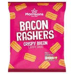 Morrisons Bacon Rasher Snacks
