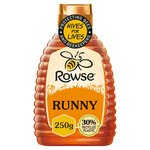 Rowse Squeezy Pure & Natural Honey