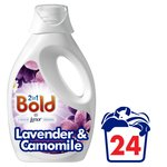 Bold 2in1 Lavender & Camomile Washing Liquid 24 washes