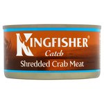 Kingfisher Catch Shredded Crab Meat (170g)