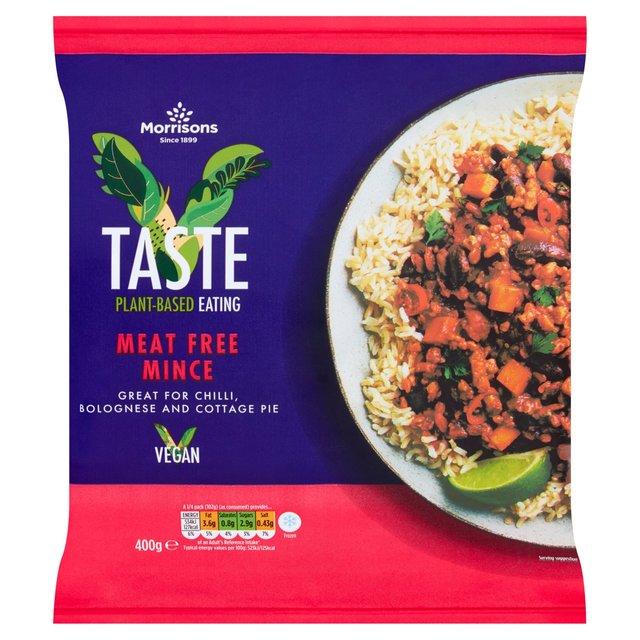 Morrisons V Taste Meat Free Mince