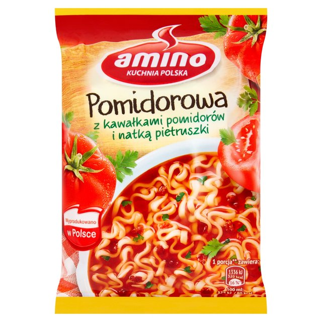 Morrisons Amino Tomato Soup 61gproduct Information