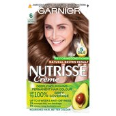 Garnier Nutrisse Light Brown Sandalwood 6