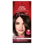 Schwarzkopf Poly Color Natural Dark Brown 43