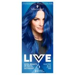 Schwarzkopf LIVE Ultra Brights 095 Electric Blue Hair Dye