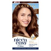 Nice 'N Easy Permanent Hair Colour 5W Natural Medium Caramel Brown (118B)