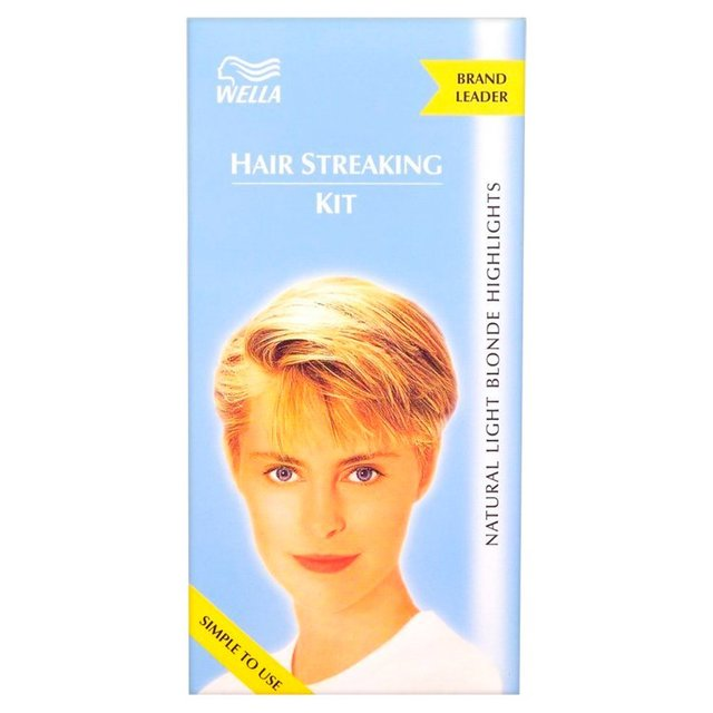 Morrisons Wella Hair Streaking Kit Product Information