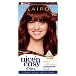 Nice 'N Easy Permanent Hair Colour 3.5BG Natural Dark Burgundy Brown (113A)