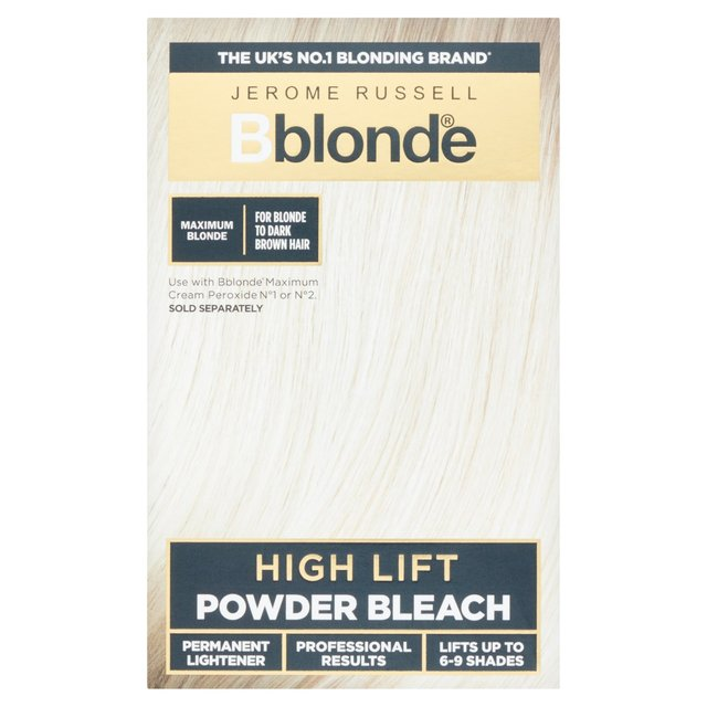 Morrisons B Blonde High Lift Powder Bleach Product