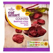 Morrisons Eat Smart Beetroot Crisps