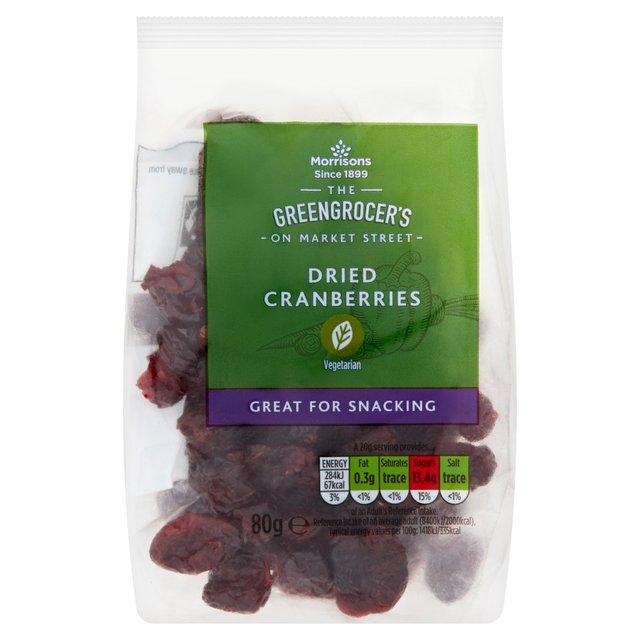 Morrisons Cranberries