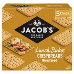 Jacobs Mixed Seed Crispbreads