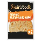 Sharwood's 2 Peshwari Naans