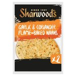 Sharwood's Garlic & Coriander Naans