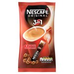 Nescafe Original 3 In 1 Instant Coffee Sachets 5s