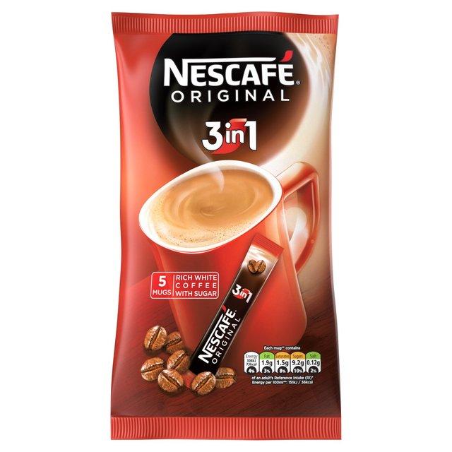 Sachet coffee
