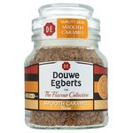 Douwe Egberts Smooth Caramel Flavoured Instant Coffee
