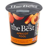 Morrisons The Best Spanish Apricot Fool