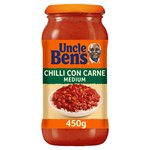 Uncle Bens Medium Chilli Con Carne Sauce