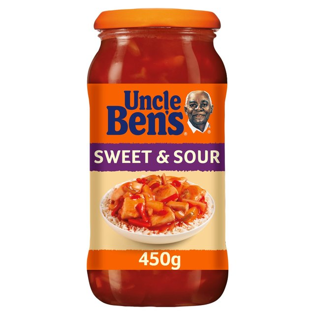 ... : Uncle Bens Original Sweet & Sour Sauce 450g(Product Information