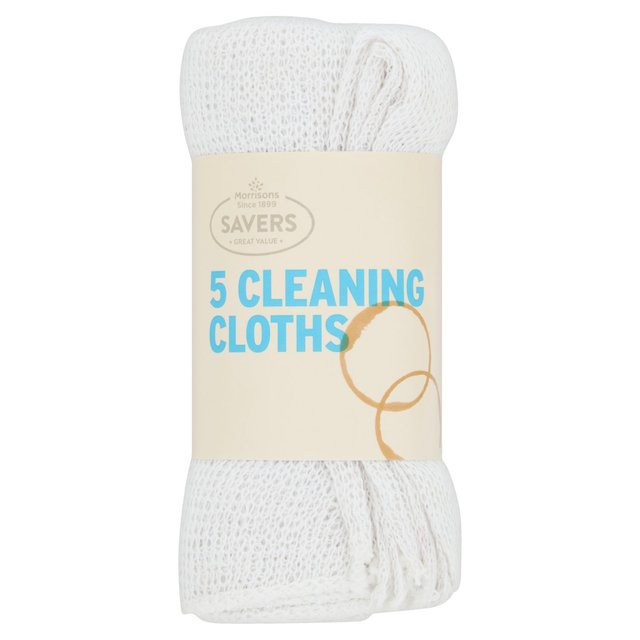 Morrisons Savers Cleaning Cloths
