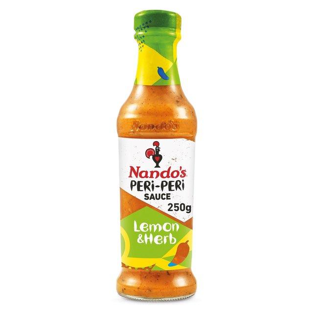 Nando's Lemon & Herb Peri Peri Sauce