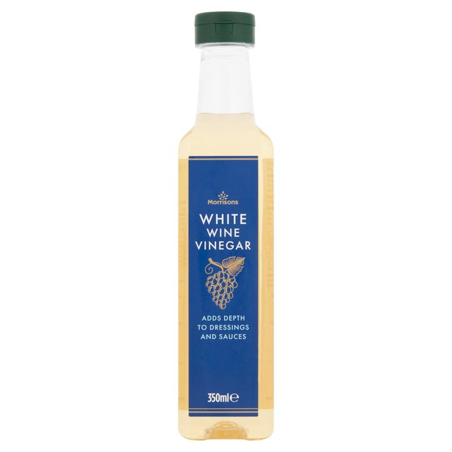 Morrisons Morrisons White Wine Vinegar 350ml Product
