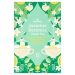 Morrisons Touch of Jasmine Green Tea