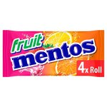 Mentos Fruit Sweets 4 pack