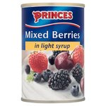 Princes Mixed Berries In Syrup (290g)