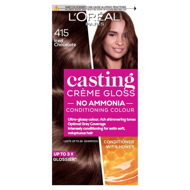 Casting Creme Gloss Iced Chocolate 415